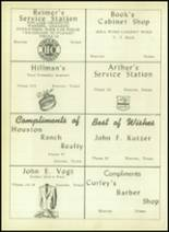 1953 Boerne High School Yearbook Page 88 & 89