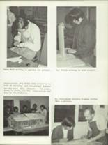 1972 Sequoyah High School Yearbook Page 34 & 35