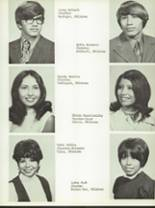 1972 Sequoyah High School Yearbook Page 84 & 85