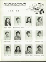 1972 Sequoyah High School Yearbook Page 92 & 93