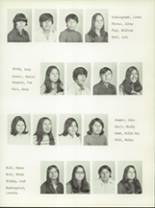 1972 Sequoyah High School Yearbook Page 98 & 99