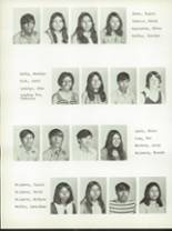 1972 Sequoyah High School Yearbook Page 100 & 101