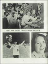 1978 Gate City High School Yearbook Page 42 & 43