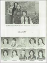1978 Gate City High School Yearbook Page 66 & 67