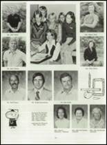 1978 Gate City High School Yearbook Page 104 & 105