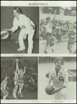 1978 Gate City High School Yearbook Page 118 & 119