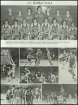 1978 Gate City High School Yearbook Page 122 & 123