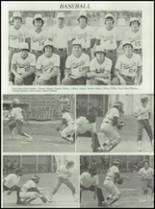 1978 Gate City High School Yearbook Page 126 & 127