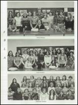 1978 Gate City High School Yearbook Page 138 & 139
