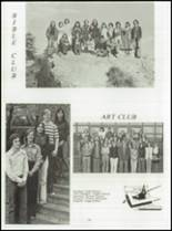 1978 Gate City High School Yearbook Page 144 & 145