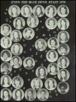 1978 Gate City High School Yearbook Page 150 & 151