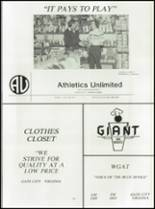 1978 Gate City High School Yearbook Page 168 & 169