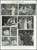 1978 Gate City High School Yearbook Page 178 & 179