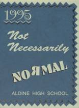 1995 Yearbook Aldine High School