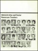 1972 John Marshall High School Yearbook Page 22 & 23