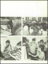 1972 John Marshall High School Yearbook Page 24 & 25