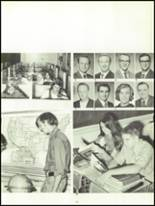 1972 John Marshall High School Yearbook Page 26 & 27