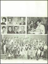 1972 John Marshall High School Yearbook Page 28 & 29