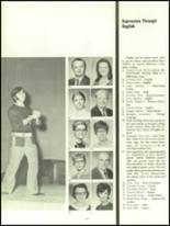 1972 John Marshall High School Yearbook Page 38 & 39