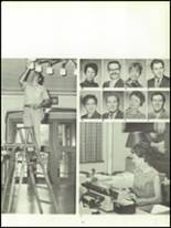 1972 John Marshall High School Yearbook Page 40 & 41