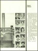 1972 John Marshall High School Yearbook Page 42 & 43