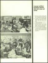 1972 John Marshall High School Yearbook Page 44 & 45