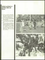 1972 John Marshall High School Yearbook Page 46 & 47