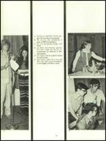 1972 John Marshall High School Yearbook Page 54 & 55
