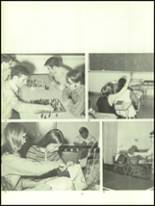 1972 John Marshall High School Yearbook Page 56 & 57