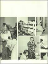 1972 John Marshall High School Yearbook Page 62 & 63