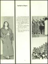 1972 John Marshall High School Yearbook Page 68 & 69