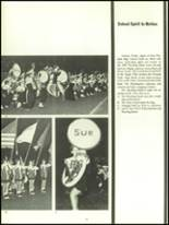 1972 John Marshall High School Yearbook Page 74 & 75