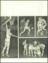 1972 John Marshall High School Yearbook Page 86 & 87