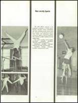 1972 John Marshall High School Yearbook Page 90 & 91