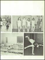1972 John Marshall High School Yearbook Page 96 & 97