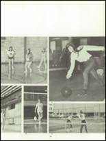 1972 John Marshall High School Yearbook Page 98 & 99