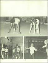 1972 John Marshall High School Yearbook Page 100 & 101