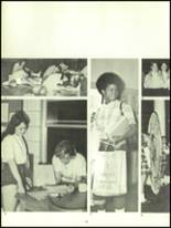 1972 John Marshall High School Yearbook Page 102 & 103