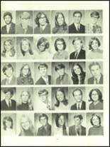 1972 John Marshall High School Yearbook Page 108 & 109