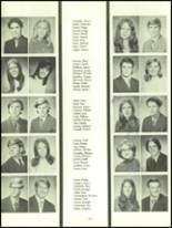 1972 John Marshall High School Yearbook Page 110 & 111