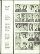 1972 John Marshall High School Yearbook Page 112 & 113