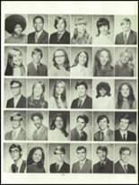 1972 John Marshall High School Yearbook Page 118 & 119