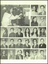 1972 John Marshall High School Yearbook Page 120 & 121