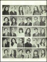 1972 John Marshall High School Yearbook Page 122 & 123