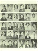 1972 John Marshall High School Yearbook Page 124 & 125