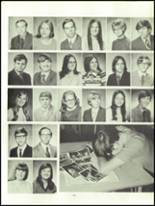 1972 John Marshall High School Yearbook Page 126 & 127