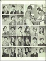 1972 John Marshall High School Yearbook Page 134 & 135