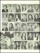 1972 John Marshall High School Yearbook Page 136 & 137