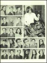 1972 John Marshall High School Yearbook Page 138 & 139