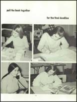 1972 John Marshall High School Yearbook Page 146 & 147